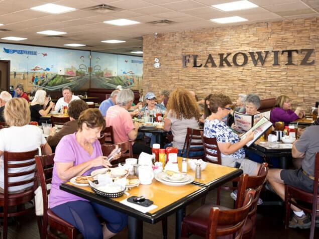 Flakowitz Boca Dinner