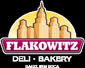 Flakowitz Boca logo