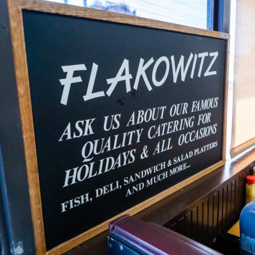 Flakowitz Boca Catering