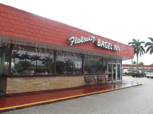 Flakowitz Bagel Inn Building 2