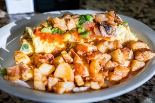 Omeletts Flakowitz Boca